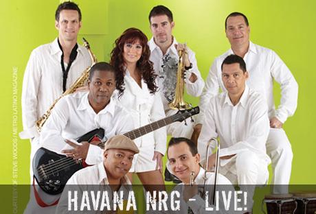 Havana NRG - Live!