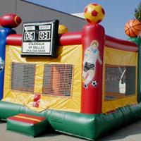 Sports Jump Bounce House