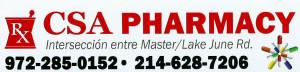 CSA Pharmacy